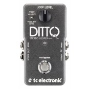 """TC Electronic Ditto Looper """"STEREO""""!"""