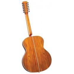 Blueridge gitaar folk BR6012 Jumbo 12 Snarig