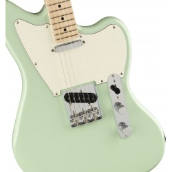Squier Paranormal Offset Telecaster, Maple Fingerboard, Surf Green