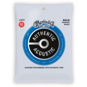 Martin Phosphore Bronze - Authentic, Light, 92/8