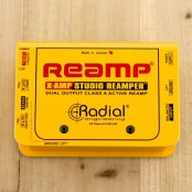 Radial X Amp Active Re-Amp