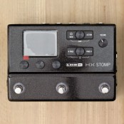 Line 6 Helix Stomp Compact Professional Guitar Processor