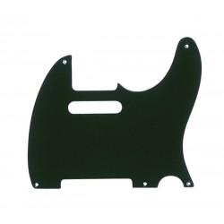 Fender Pickguard 52 Telecaster Pure Vintage 5-Hole 1-Ply Black