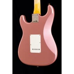 Fender custom shop 1960 Stratocaster custom-built ltd journeyman relic faded aged burgundy mist