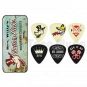 Dunlop guitarpicks willy's/kozik/lucky 13