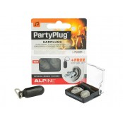 Alpine Partyplug Earplugs Transparant