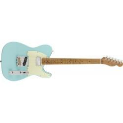 Fender Limited edition AM pro SH Tele roasted maple neck DPB