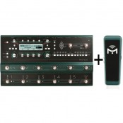 Kemper Stage +  Mission Expression