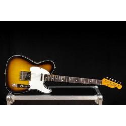 Fender Custom Shop 60 Double Bound Telecaster Lush Closet Classic Two Tone SB MN
