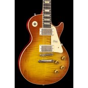Gibson Custom 60th Anniversary 1959 Les Paul Standard VOS Sunrise Teaburst