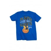 Gibson Played By The Greats T (Royal BLue) Large