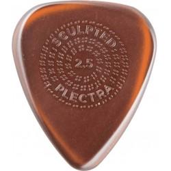 Dunlop Primetone Grip Standard Player's Pack met 3 x 2,50mm