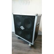 Kings Cabinet 4x12 V30 w/ cover (USED)