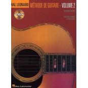 Hal Leonard/Haske Methode voor Gitaar deel 2