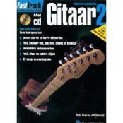 Hal Leonard/Haske Fast Track 2 Gitaar +cd