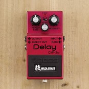Boss DM2W Delay BBD
