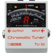 Boss Chromatic Tuner