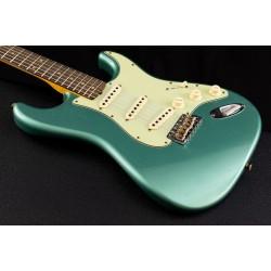 Fender custom shop 1960 Stratocaster custom-built ltd journeyman relic faded aged sherwood green met