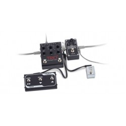 Rockboard Flat TRS Cable Black 60cm