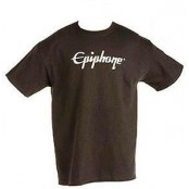 Epiphone Logo T (Black), Medium