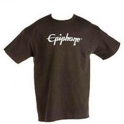 Epiphone Logo T (Black), Medium