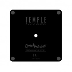Temple quick release large plate