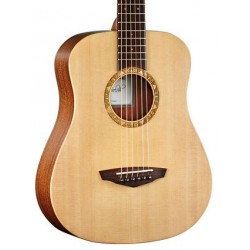 Veelah Togo-S with spruce top mahogany back