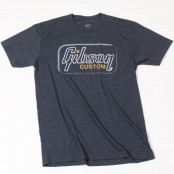 Gibson Gibson Custom T (Heathered Gray), Large