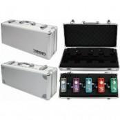 Mooer  M5 case met dc kabel voor 5 micro pedalen