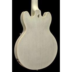 Gibson Custom CS-336 Mahogany TV White Wrap Tail NH