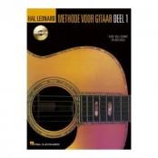 Hal Leonard/Haske Methode voor Gitaar deel 1