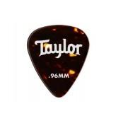 Taylor Celluloid 351 Picks Tort Shell 0.46