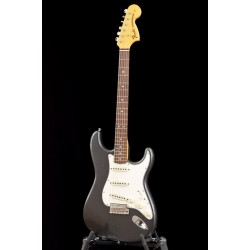 Fender Custom Shop 1970 Stratocaster Journeyman Relic RW Aged Charcoal Frost Metallic