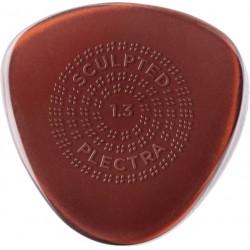Dunlop Primetone Grip Semi-Round Pack met 3 x 1,3mm
