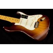 Fender 75th Anniversary Commemorative Stratocaster 2 Color Bourbon Burst