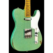 Fender Custom Shop Double Esquire Relic Roasted Pine Ltd