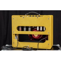 Marble Bluebird with Celestion Alnico Ruby Speaker