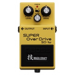 Boss SD1W Superoverdrive