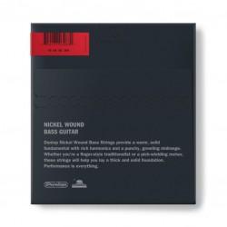 Dunlop Bassnaren Nickel Roundwound Medium 45/105