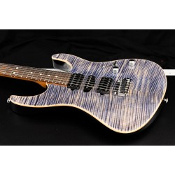 Suhr Modern Plus, Trans Blue Denim/Slate, PF fingerboard