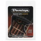 Dunlop Capo folk black 83CB