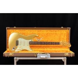 Fender Custom Shop 1960 Stratocaster Custom-Built LTD Journeyman Relic Aged Aztec Gold
