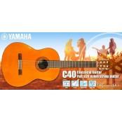 Yamaha gitaar pakket klassiek Performance