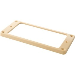 """Gibson Pickup Mounting Ring (1/8"""", Neck) (Crème)"""