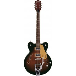 Gretsch G5622T ELECTROMATIC CENTER BLOCK DOUBLE-CUT WITH BIGSBY SINGLE BARREL BURST