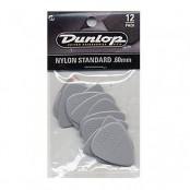 Dunlop plectrum nylon standaard .60mm 12pack