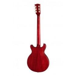 Gibson USA Les Paul Junior Tribute DC Worn Cherry