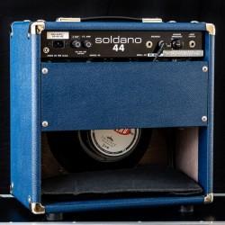 Soldano 44 Combo Amp 1x12 50 Watts Navy Blue