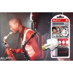 Alpine Musicsafe Pro Earplugs Silver