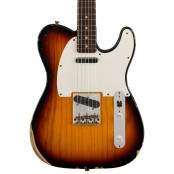 Fender Custom Shop 1960 Telecaster, relic, 01 white blond preorder
